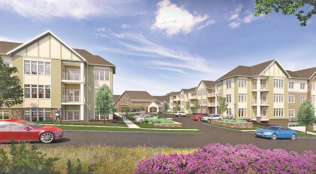 The Terraces at Cloverwood