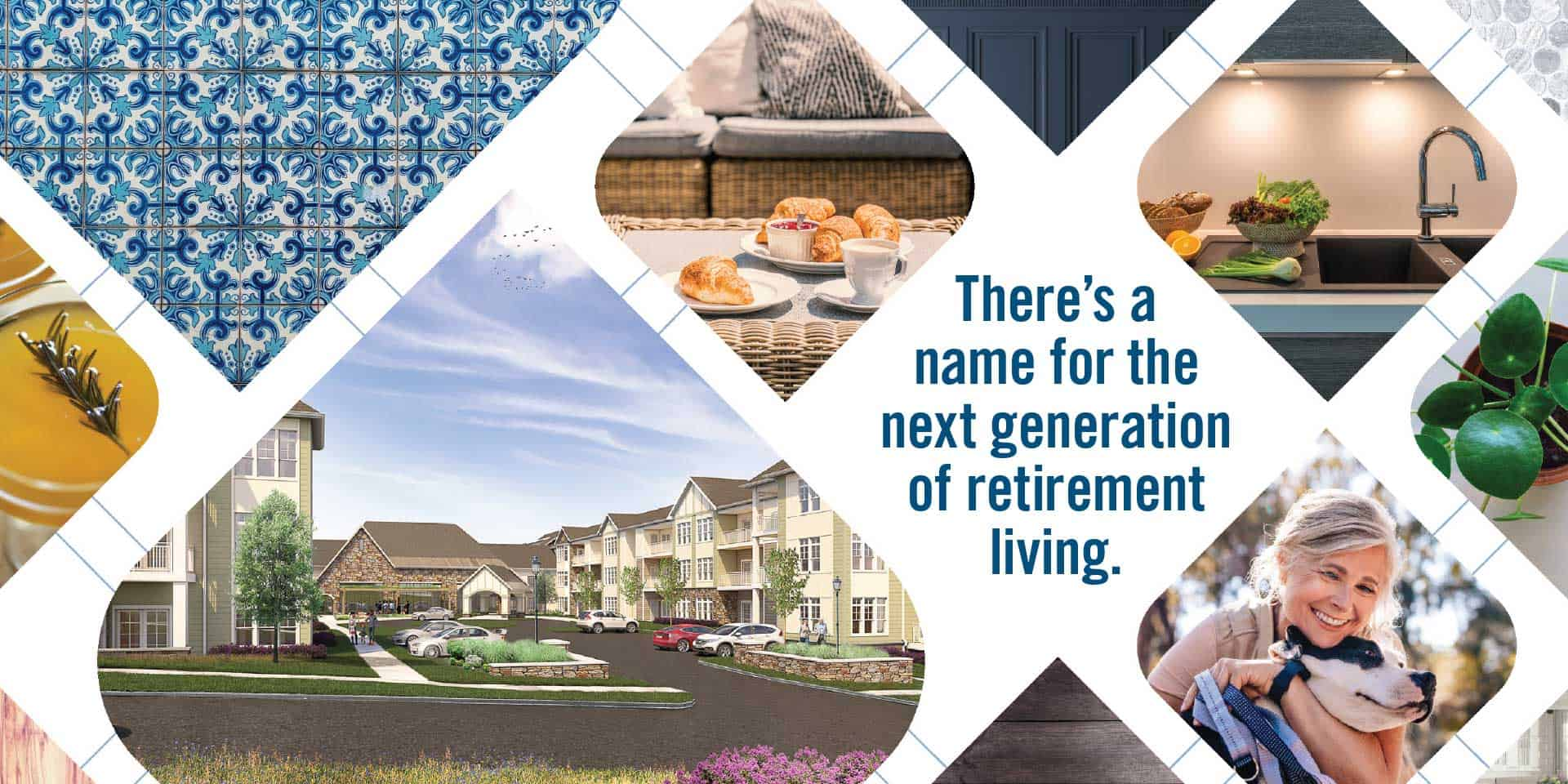 There's a name for the next generation of retirement living.