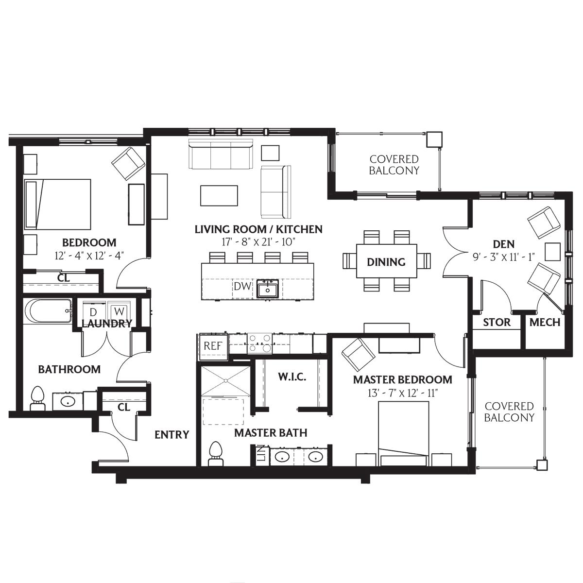 Turner Floor Plan